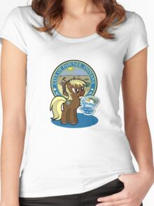 My Little Sebastian Women's Fitted Scoop T-Shirt
