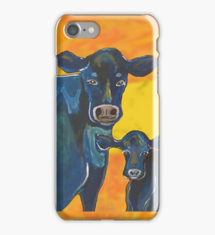 Have A Cow iPhone Case/Skin