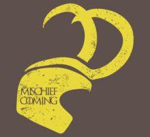Mischief is Coming One Piece - Short Sleeve