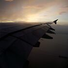 Sunrise - Approaching Singapore by SophiaDeLuna