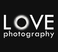 Love photography by personalized