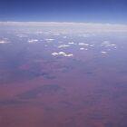 Aerial View of Australia by SophiaDeLuna