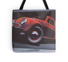 RED NOT DEAD Tote Bag