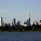 Melbourne - Albert Park Lake by SophiaDeLuna