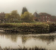 Tidal Watermill by timmburgess