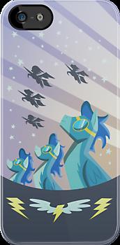 Wonderbolt Poster by Stinkehund