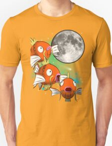 Three Magikarp Moon T-Shirt