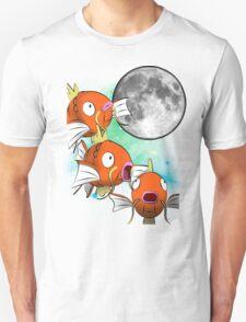 Three Magikarp Moon T-Shirt