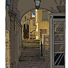 VENICE ARCH by David  Kennett