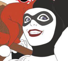 Harley Quinn V1 Sticker