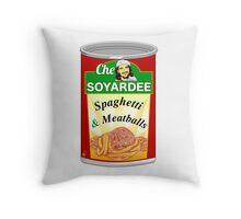 Che Soyardee Throw Pillow