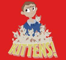 John Watson - Kittens Baby Tee