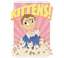 John Watson - Kittens Photographic Print