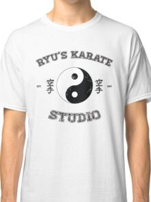 Ryu's Karate Studio Classic T-Shirt