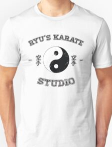 Ryu's Karate Studio T-Shirt