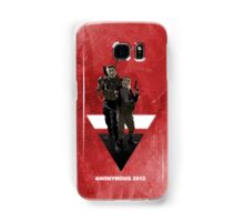 Anonymous 2012 Samsung Galaxy Case/Skin