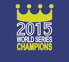 2015 World Series Champions - Royals Unisex T-Shirt