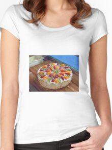 Pav Women's Fitted Scoop T-Shirt