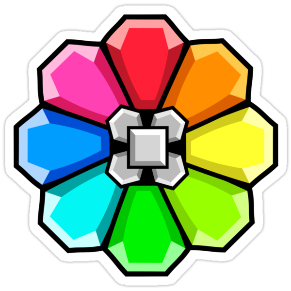 Rainbow Badge by stephenb19