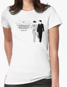 Bertie Wooster Womens Fitted T-Shirt