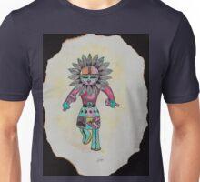 Hopi Sundancer Kachina Doll Unisex T-Shirt