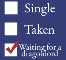 Waiting for a dragonlord by hlynn