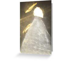 Sun Angel Greeting Card