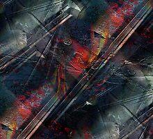 Dark Abstract by WorlockMolly