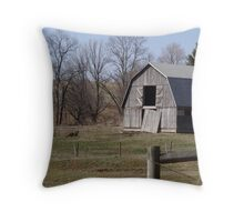 All is quiet on the home front Throw Pillow