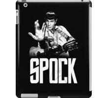 Spock The Line iPad Case/Skin
