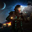 Crash on Upsilon Andromeda b by Jacob Charles Dietz