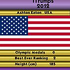 iTrumps - Ashton Eaton - London 2012 by amanoxford