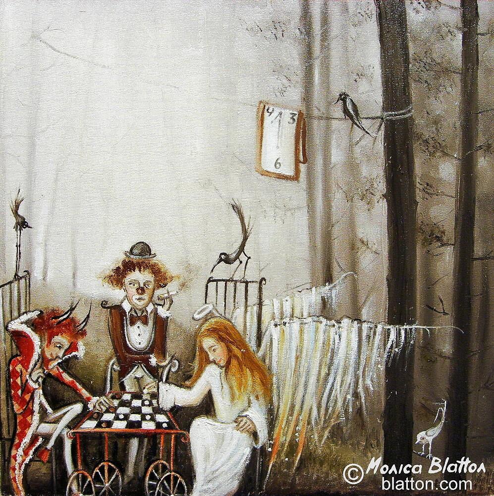 Sacrum / Profanum by Monica Blatton