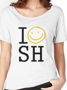 I LOVE SH Women's Relaxed Fit T-Shirt