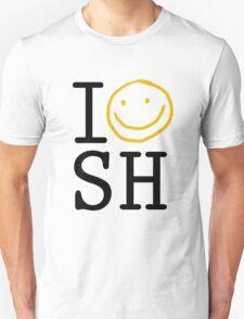 I LOVE SH Unisex T-Shirt