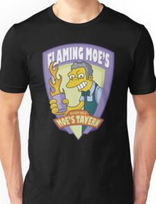 Flaming Moes Unisex T-Shirt