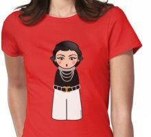Kokeshi Coco Womens Fitted T-Shirt
