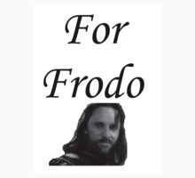 For Frodo by potteringamer