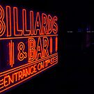 Neon Billiards by dotstarstudios