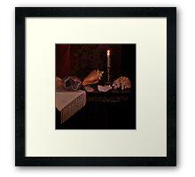 Adriaen Coorte Geode Framed Print