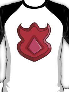 Volcano Badge T-Shirt