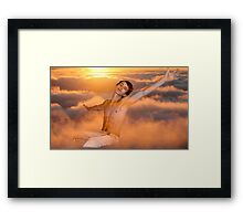 Peter Pan Framed Print