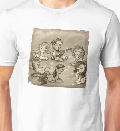 Photograph Of Friendship Unisex T-Shirt