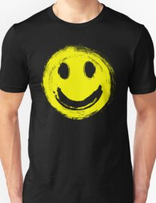 grunge smiley face T-Shirt