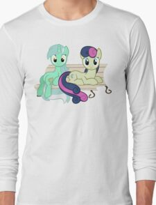 Lyra and Bon Bon Long Sleeve T-Shirt