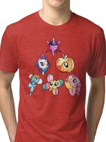 Mane 6 Tri-blend T-Shirt