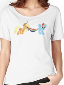 Hold Your Horses! Women's Relaxed Fit T-Shirt