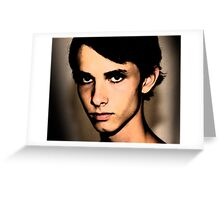 David Darko Greeting Card