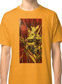 Imagination in Reds and Yellows Classic T-Shirt