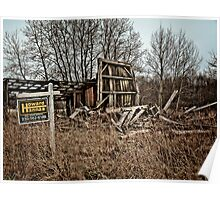 Real Estate Bargain!  Poster